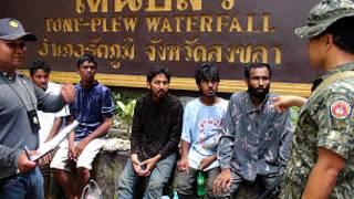 Abimukira bagera muri Thailand