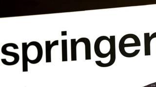 Springer  логотип