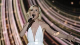 Выступление Полины Гагариной на Евровидении-2015