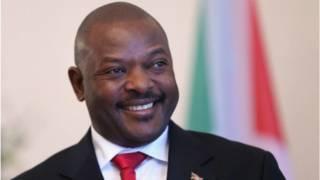 Leta y'u Burundi ivuga ko Prezida Pierre Nkurunziza atazova ku mugambi wo kwitoza