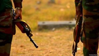 कश्मीर में मुठभेड़ (फाइल फोटो)