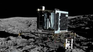 Philae (AFP / ESA)