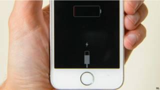 स्मार्टफ़ोन, बैटरी चार्जर