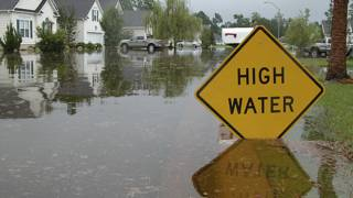 Flooding areas