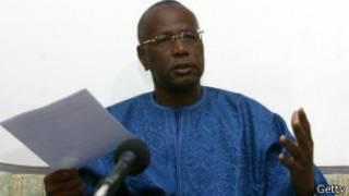 Abdoulaye Bathily niwe mworoshabikorwa muri ivyo biganiro