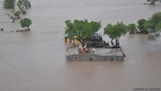 बाढ़, गुजरात