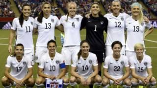 अमरीकी टीम