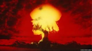परमाणु बम के विस्फोट की परिकल्पना