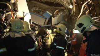 Катастрофа в метро в 2014 году