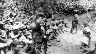 पहले विश्व युद्ध के दौरान युद्ध बंदी