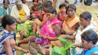 छत्तीसगढ़, आदिवासी महिलाएँ