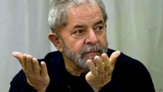 Lula em foto foto de março (AFP)