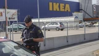 स्वीडनः आईकिया स्टोर