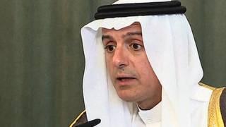 د سعودي د بهرنیو چارو وزیر عادل الجبیر