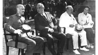 《开罗宣言》是二战期间的一个重要历史事件