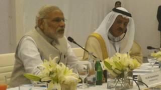 संयुक्त अरब अमीरात में नरेंद्र मोदी