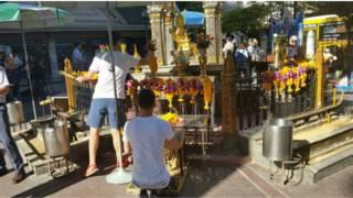 एरवान मंदिर, बैंकॉक