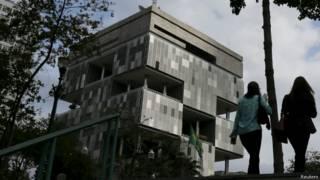 Sede da Petrobras, no Rio (Foto: Sergio Moraes/Reuters)