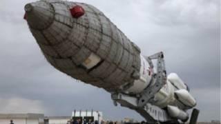 الصاروخ الحامل للقمر الصناعي