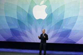 Tim Cook, jefe de Apple