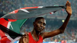 कीनिया ने जीते सबसे ज़्यादा मेडल