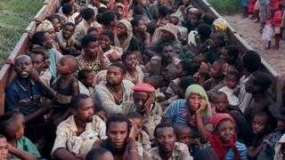 Itahuka ry'impunzi z'Abanyarwanda ziva muri Kongo muri 1997