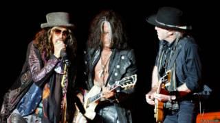 Группа Aerosmith выступает в Москве на Дне города 5 сентября 2015 г.