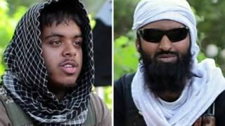 """Двое убитых британцев, вступивших в ряды экстремистской группировки """"Исламское государство"""""""