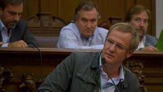 Felipe Kast en el Congreso