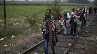 हंगरी में प्रवासी