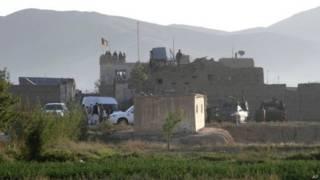 अफ़ग़ानिस्तान जेल हमला