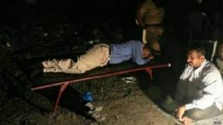 कब्रिस्तान में खाट पर सोए आईएएस अफ़सर यू सहायम