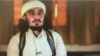 داعش کا شدت پسند