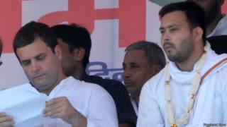 राहुल की चंपारण रैली