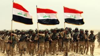 इराक़ी सेना (फ़ाइल)
