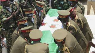 Ipfubwa rya General Adolphe Nshimirimana