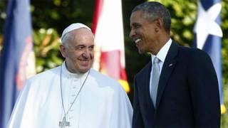 Giáo hoàng Phanxico và Tổng thống Obama