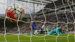 Chelsea niyo yatwaye igikombe cya shampiyona ishize.