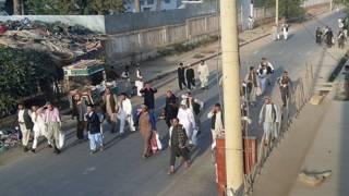 कुंदूज़ पर तालिबान का क़ब्ज़ा