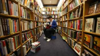 英國大學圖書館
