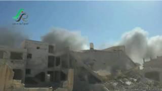 सीरिया रूसी हमले