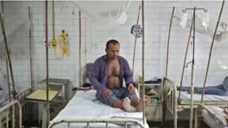 डेंगू के मरीज़