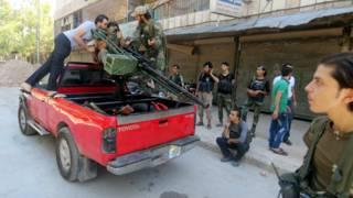 फ़्री सीरियन आर्मी