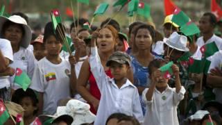 Cử tri ủng hộ đảng cầm quyền USDP