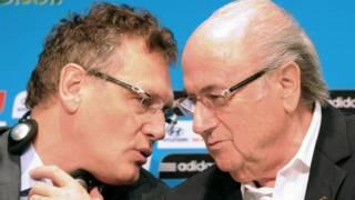 Blatter va Valke janoblari 3 oy futbol bilan shug'ullanmaydi