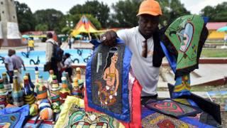 Гаитянский ремесленник