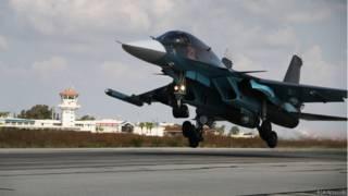 रूसी, हमला, सीरिया