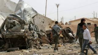Бойцы курдской милиции в Сирии