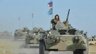Российские части в Центральной Азии
