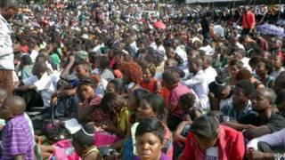 Замбия. Молитвы